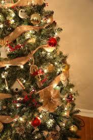 a rustic christmas tree u2014 weekend craft
