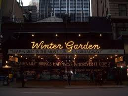 panoramio photo of winter garden theater on broadway nyc