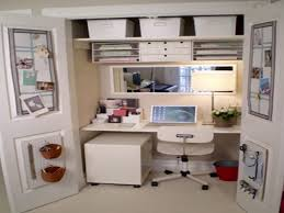 Small Home Office Storage Ideas Small Home Office Design Ideas - Home office design ideas for small spaces