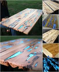 Diy Wood Plank Table Top by 25 Best Bar Tops Ideas On Pinterest Industrial Outdoor Bar