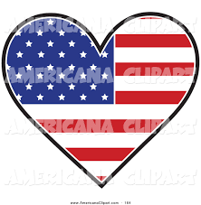 Blue White And Red Flags Royalty Free Stock Americana Designs Of Flags