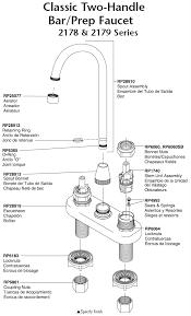 delta kitchen faucets parts delta kitchen faucet parts diagram jonlou home