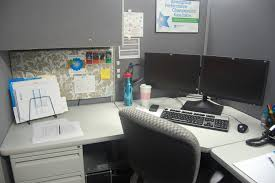 Office Cubicle Wallpaper by Cubicle Decor