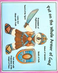 the whole armor of god for kids free coloring pages on art