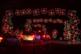 the top 10 holiday light displays in dallas fort worth