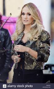 new york hair show 2015 new york ny usa 23rd oct 2015 carrie underwood on stage for