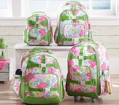 Pottery Barn Planetbox Mackenzie Pink Hibiscus Backpacks Pottery Barn Kids Ava U0027s