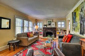 how to achieve a bohemian style for your home living rooms