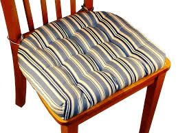 Chair Pads How To Upgrade Kitchen Chair Cushions