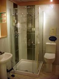 Shower Stall Ideas For A Small Bathroom Shower Delicate One Piece Fiberglass Corner Shower Stalls
