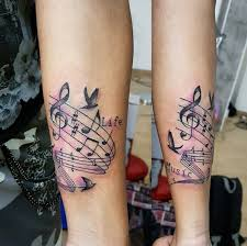 50 admirable music tattoos for men and women 2018 tattoosboygirl