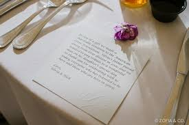What Goes On Wedding Programs 12 Heartfelt Ways To Include Lost Loved Ones In Your Wedding Day