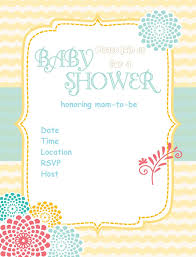 invitation templates for baby showers free baby shower invitations amusing free baby shower invitations ideas