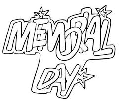 memorial coloring pages memorial day coloring pages ecards drawings festivals happy