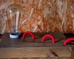 Filament Bulb Desk Lamp Filament Bulb Etsy
