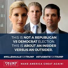 Meme Insider - millennials for trump outreach photo becomes best meme of the week