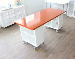 counter height craft table counter height craft table 17