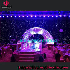 wedding backdrop led china 2016 hot events backdrop led starlit curtain for wedding