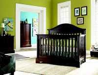 Lajobi Convertible Crib Crib Manufacturers Focus On Safety Clean Lines Today