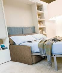 furniture latest trend murphy bed with sofa combo and wall unit