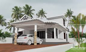 single floor 2 bedroom cute home u2013 kerala home design