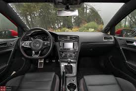 Gti Interior 2015 Vw Gti 2 Door Interior 004 The Truth About Cars