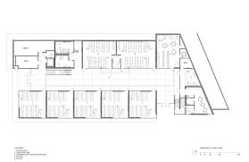 amphitheater floor plan college of marin new academic center mark cavagnero