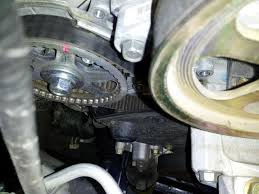 timing belt inspection on 06 with 77k honda pilot honda pilot