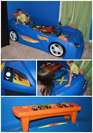 introducing the step2 wheels toddler to twin race car bed