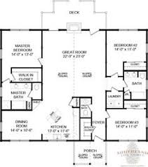 Log Cabin Plans Elevated Log Cabin Floor Plan I Like The French Doors From The