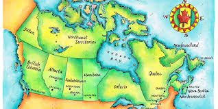 Newfoundland Canada Map by Mapping Canada By Population Instead Of Land Area Huffpost