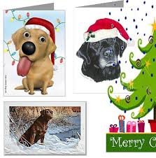 labrador retriever gifts cards decor
