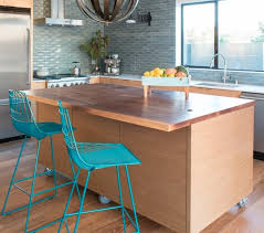 How To Build A Small Kitchen Island Small Kitchen Island Ideas For Every Space And Budget Freshome Com