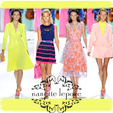 nanette lepore nanette lepore 2012 chic intuition starting the style