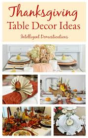 thanksgiving table decor ideas merry monday 180 intelligent