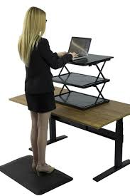 Sit Stand Desk Converter by Changedesk Adjustable Standing Desk