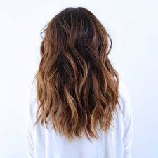 cute shoulder length haircuts longer in front and shorter in back best 25 medium long hairstyles ideas on pinterest medium long