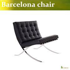 Quality Recliner Chairs U Best High Quality Barcelona Chair Hot Sell Top Grain Real