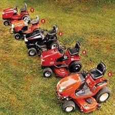 best garden tractors reviews of garden tractors