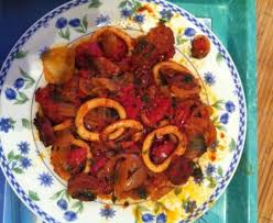 recette cuisine sur tf1 calamars au chorizo recette de calamars au chorizo marmiton