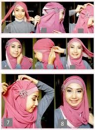 tutorial turban sederhana 37 best tutorial hijab images on pinterest hijab styles hijab