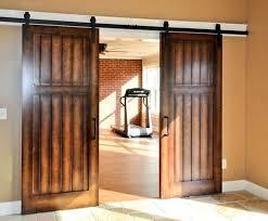 Reclaimed Wood Interior Doors Barn Wood Doors Reclaimed Sliding Barn Door Reclaimed Wood Doors