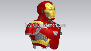 ironman halloween costume wearable iron man mark 47 46 armor costume spider man homecoming