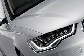 audi matrix headlights maintenance free all led headlights for 2012 audi a6 sedan