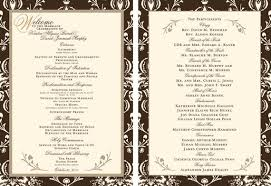 formal wedding programs items similar to custom wedding programs choose your theme