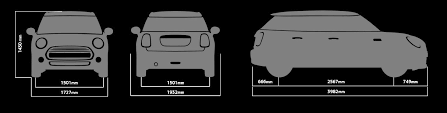 Mini Clubman Dimensions Interior Mini 5 Door Sizes And Dimensions Guide Carwow
