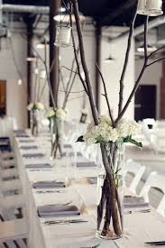 tree branches for centerpieces 30 rustic twigs and branches wedding ideas branch wedding