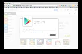 redeem play gift card how to apply a play gift card to your account android central