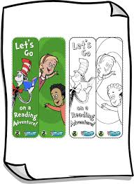 15 awesome free dr seuss printables adventure books book marks