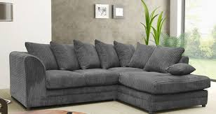 grey fabric corner sofa jackson fabric corner sofa collection charcoal hunters